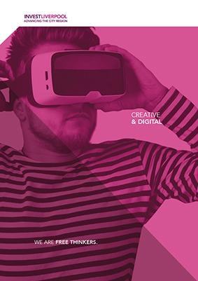 Creative, Digital & Tech Brochure