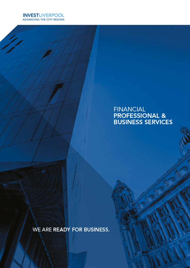 Financial, Professional & Business Services brochure