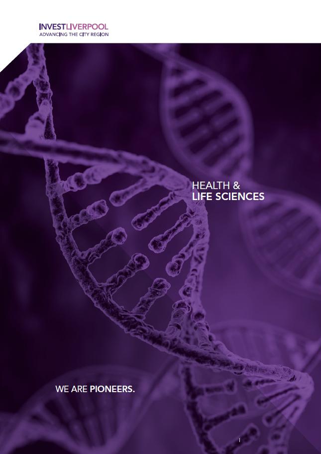 Health & Life Sciences Brochure