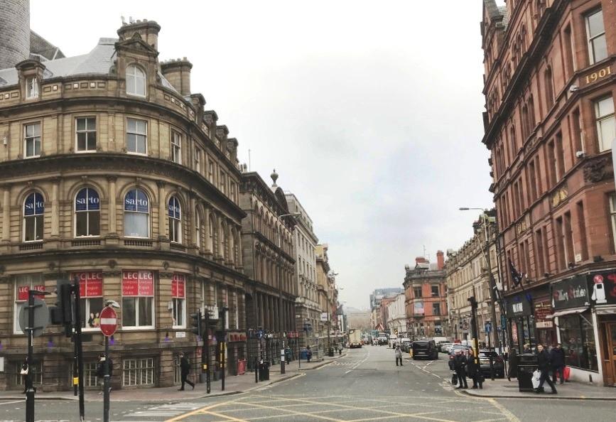 MAJOR CITY CENTRE CONNECTIVITY SCHEME TO BEGIN | Invest Liverpool