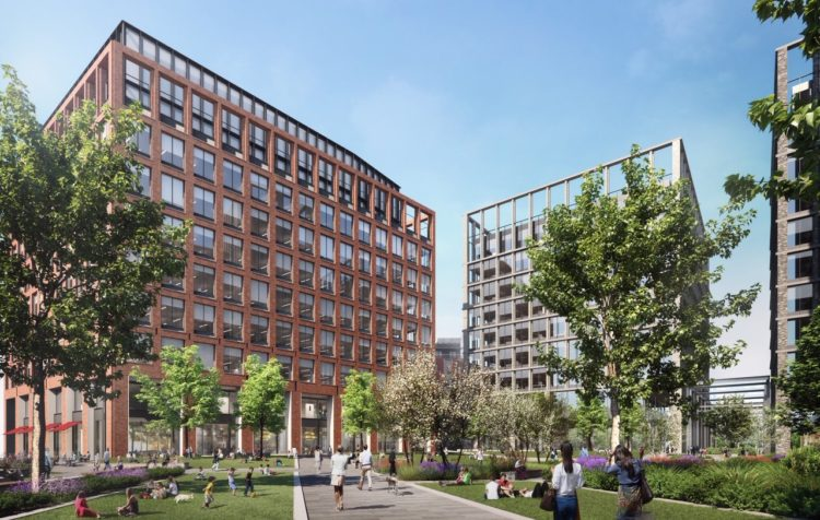 Green space will be included in Liverpool's £200m Pall Mall scheme