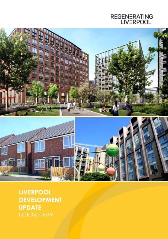 Liverpool Development Update – October 2019