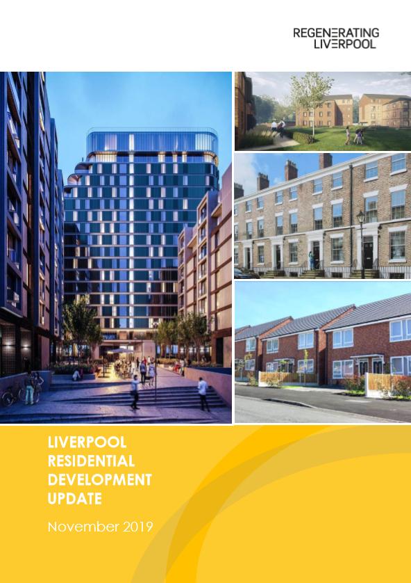 Liverpool Residential Development Update – November 2019
