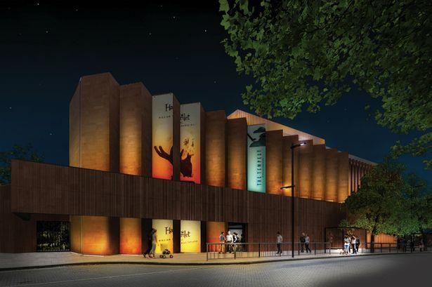 Shakespeare North Playhouse