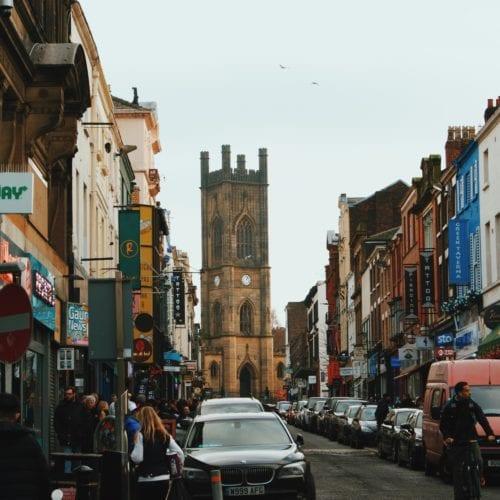 Bold Street, Liverpool