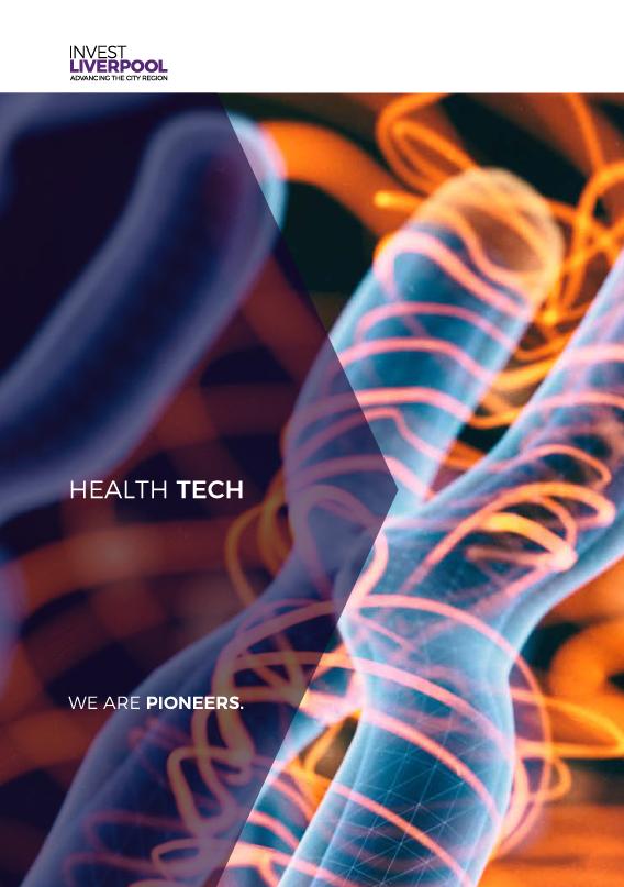 Health Tech Brochure